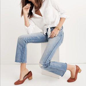 Madewell Jeans - Madewell Rigid Demi Boot Cut Jeans